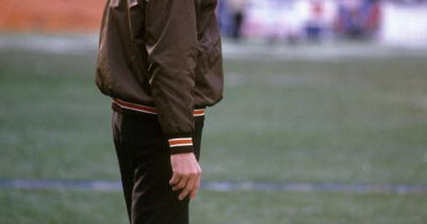 Cleveland Browns >> Marty Schottenheimer, Head Coach, Cleveland Browns ...
