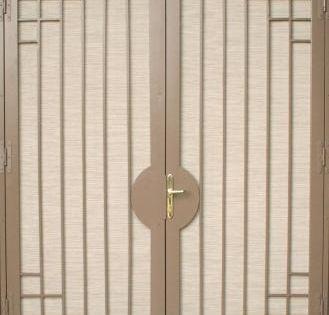 Steel Patio Security Doors Patio Doors French Door Double