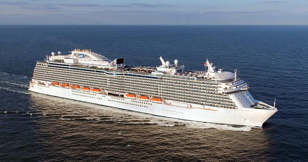 Regal Princess Entered Service On May 2014 Rated Best