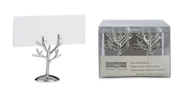 wedding department metal tree card holders add a touch of whimsy to your wedding. Black Bedroom Furniture Sets. Home Design Ideas