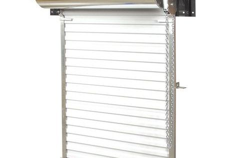 American Garage Door M201hd 10x8 1 897 42 Sheet Door 7 64 Door Thickness Garage Doors American Garage Door Roll Up Doors