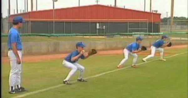 Baseball Defensive Drills With Tom Emanski Http Sport Linke Rs Baseball Baseball Defensive Drills With Tom Emanski Sports