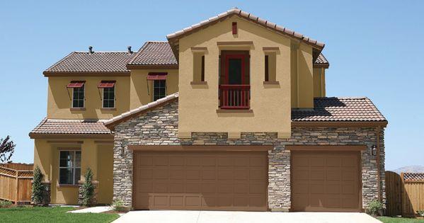 Residential Exterior Desert Southwest Style C O L O R Pinterest Southwest Style