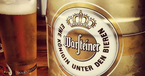 Warsteiner - Premium German Beer | Photography | Pinterest ...
