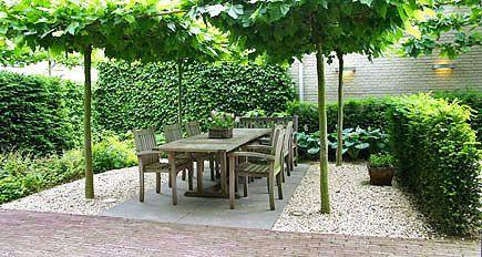 Tuinarchitect tuinontwerp moderne kleine eigentijdse - Eigentijdse tuinarchitectuur ...