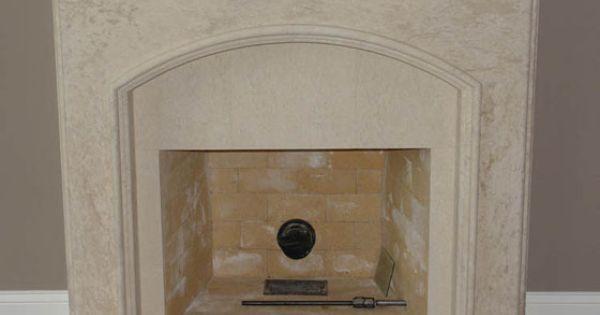 faux limestone fireplace mantels google search. Black Bedroom Furniture Sets. Home Design Ideas