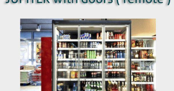 ثلاجات عرض رأسية تبريد وتجميد لعرض العصائر المشروبات و ثلاجات عرض منتجات الألبان واللحوم الباردة والفواكه Display Refrigerator Supermarket Liquor Cabinet