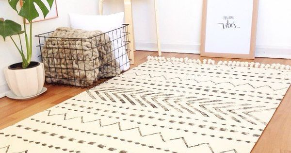 30 Chic Affordable Rugs That Ll Upgrade Any Room Minimalist Rugs Rugs On Carpet Scandinavian Rug