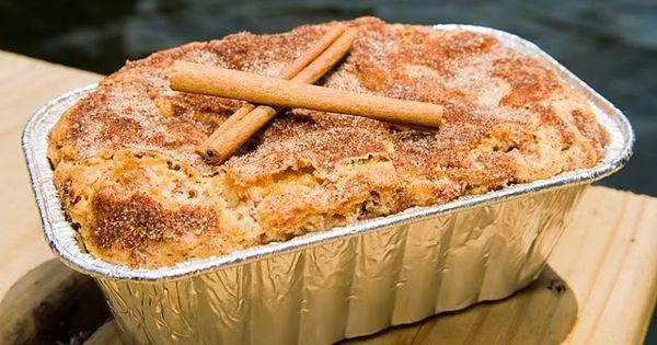 Snickerdoodle Bread INGREDIENTS 21/2 c. flour 2 t. baking powder 1/2 t.