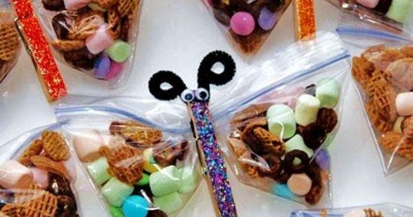 Cute snack bags for kids!