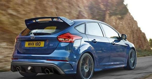 2016 Ford Focus RS ford focus