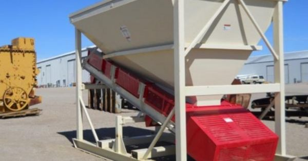 Bin Or Hopper For Sale Rental New Used Bins Hoppers Bins Rental Equipment For Sale