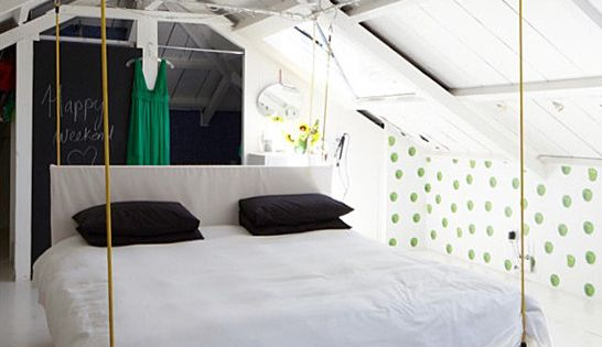 20 teen bedroom ideas that are fun and cool http for Freshome com bedroom designs
