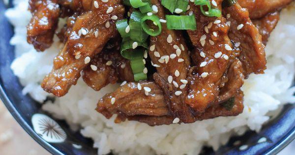 how to make pf changs mongolian beef