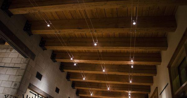 Unfinished Basement Ceiling Lighting