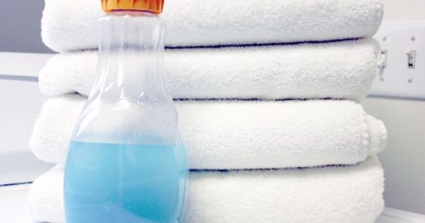 Fresh Scent Homemade Fabric Softener