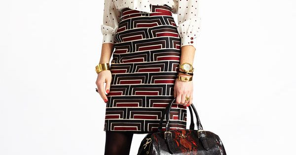 kate spade new york top & skirt | Nordstrom ($298) found on