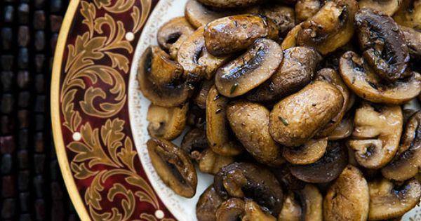Mushrooms, Mushroom recipe and Marsala wine on Pinterest