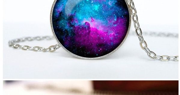 diy nebula jewelry - photo #12
