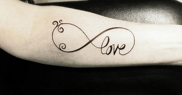 infinity tattoo | 25 Overwhelming Infinity Symbol Tattoo Designs | CreativeFan