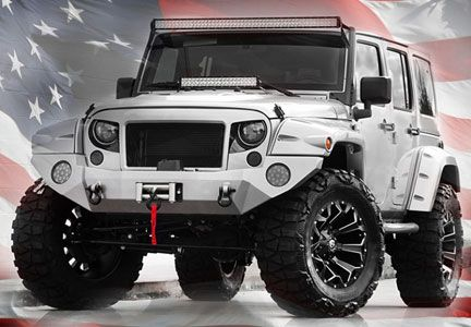 Jk Packages Jeep Customization Houston Tx Los Angeles Ca