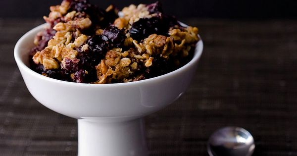 Bourbon, Blueberries and Simple on Pinterest