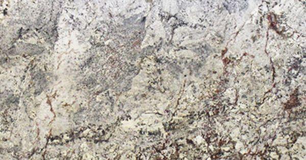 Pental white spring satin granite durable stunning for Granite durability