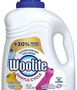 Amazon Com Woolite Gentle Cycle Liquid Laundry Detergent 66