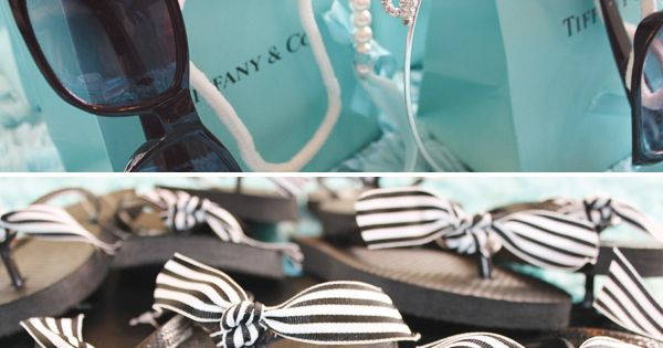 What a cute idea for a little girls party... Tiffany themed Glam