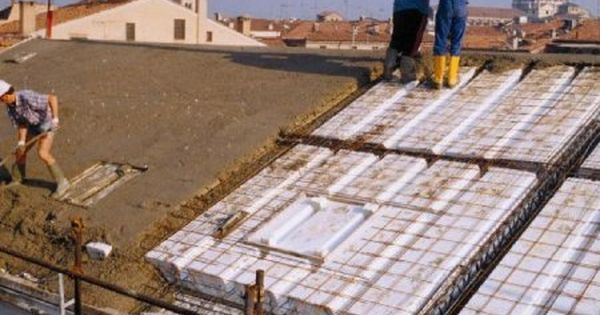 Green Roof And Green Building Summary Insulated Concrete