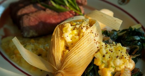 Corn Tamales with Swiss Chard | Recipe | Corn Tamales and Tamales