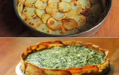 Crusts, Spinach and Herbs on Pinterest