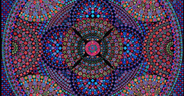 Grand opening grand opening mandalas and fractals - Grand mandala ...