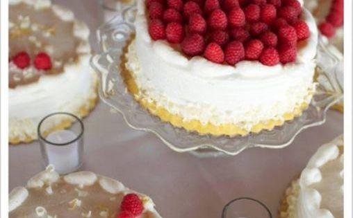 Lemon Raspberry Cake Wegmans