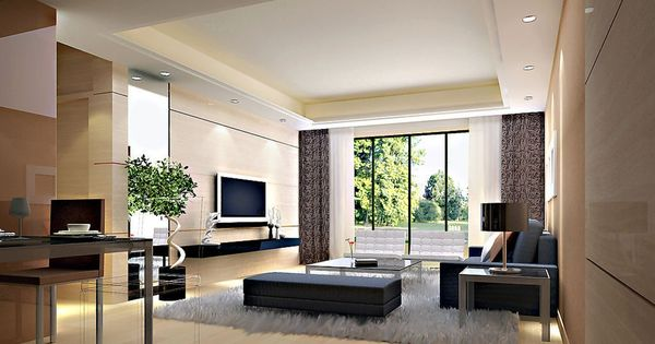 contemporary home interiors | modern interiors designs of living