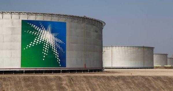 أرامكو ترفع إنتاجها إلى 12 3 مليون برميل من النفط يوميا في أبريل Initial Public Offering Oil Company Dividend