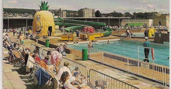 Postcard Of Tropicana Weston Super Mare Buckley 39 S Inspiration Pinterest