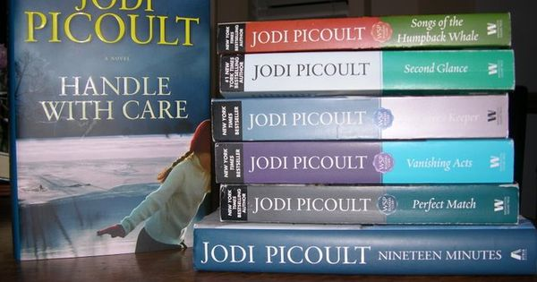 I own and have read all Jodi Picoult books. Hands down, my