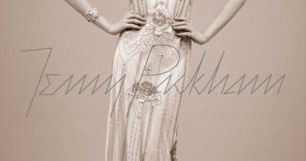 Robe de mariée Jenny Packham Eden Ivoire doccasion à Paris  Robes ...