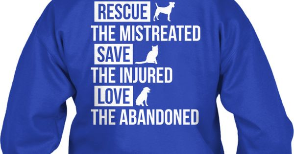 Limited Edition - Rescue, Save, Love! - I just ordered one!!
