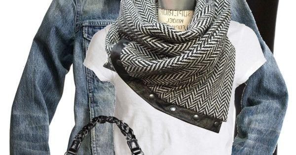 Denim jacket black jeans black converse white shirt for Garderobe jacke