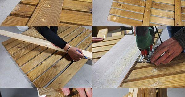 Tutoriel comment faire un sapin en bois diy sapin de - Comment faire un sapin en bois ...