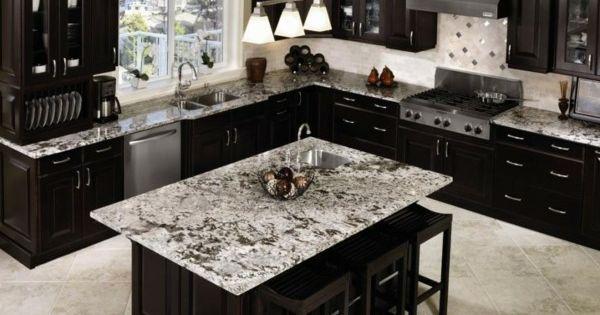 Muebles De Hoy : Isla de cocina con encimera mármol pinterest