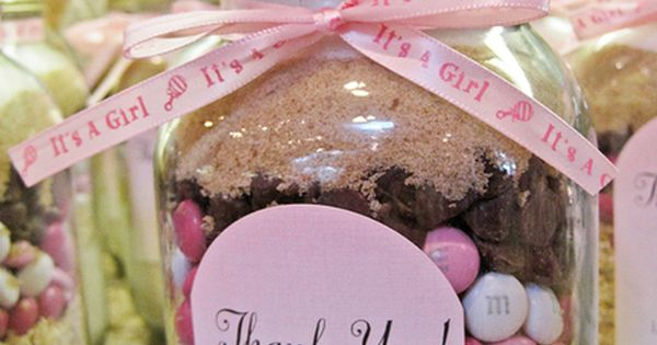 Party favors- thank you gifts for baby shower guests