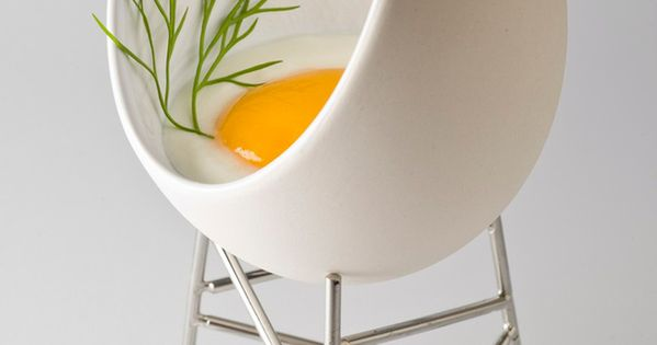 50 years of the Egg Chair! eggchair (Egg Cup by Christian Ghon