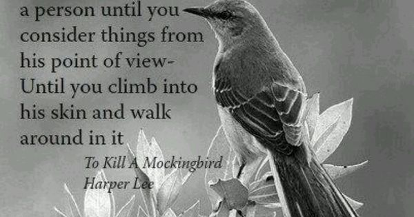 To Kill a Mockingbird Quotes And Sayings
