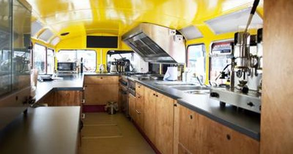 Buses catering and mobile on pinterest