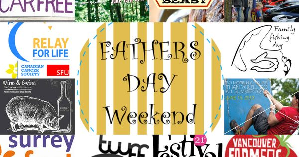 father's day events west london