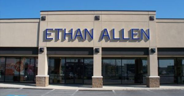 Ethan Allen Design Center is at 4607 Shelbyville Rd
