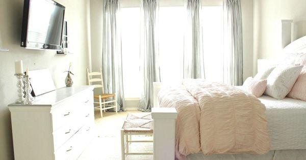 Pink Grey Bedroom Teen Girl Would Love This Nursery Kid Rooms Pinterest Sovrum